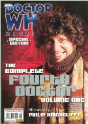 Doctor Who Magazine Special Edition #8 Complete Fourth Doctor Tom Baker Dr Panini Magazines